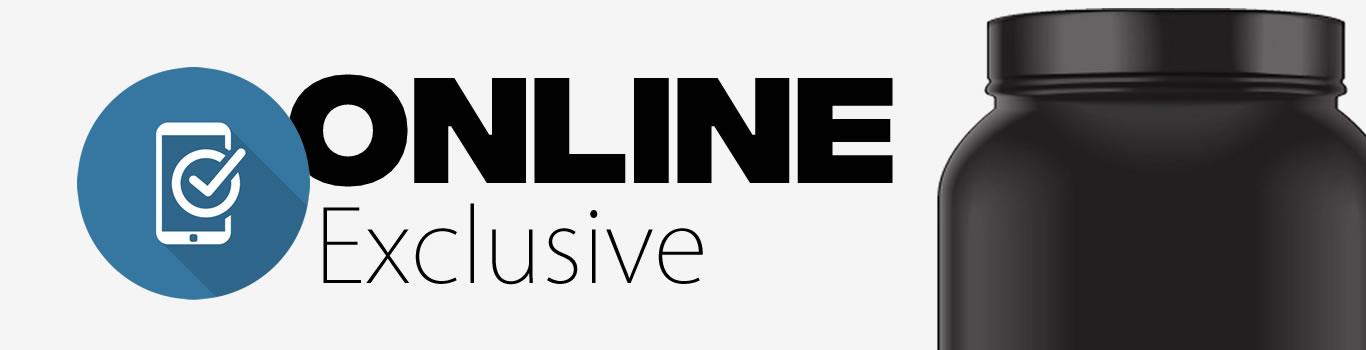 Online Exclusive Deals